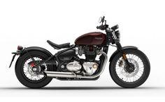 BONNEVILLE BOBBER S Triumph Motorcycle
