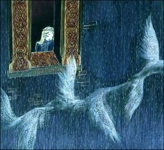 """""""Let sleeping swans fly"""" by Barbara Sobczyńska"""