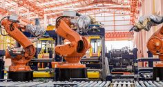 Robots in Manufacturing: Creating More Efficient Operations & The Future of Manufacturing Jobs
