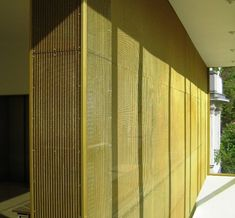 Braid Woven Architectural Mesh for Facade Cladding,Brass Decorative Cable Rope Woven Mesh images - aprilma Inspiration Boards, Design Inspiration, Fabric Covered Walls, Pacific Place, Metal Mesh, Cladding, Facade, Mb Uk, Interior Design