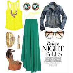 Spring into Fashion part 2., created by dyversesoul on Polyvore