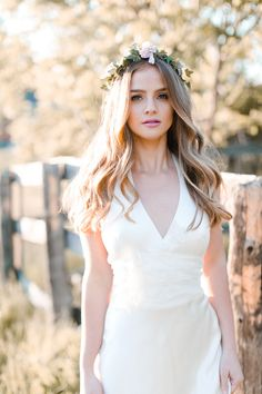 Dreamy Twin Bridal Session | Katie Nicolle Photography | Bridal Musings Wedding Blog
