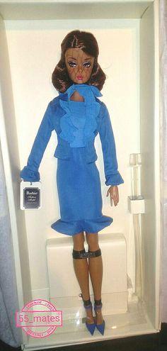 Barbie®Chic City Suit Doll