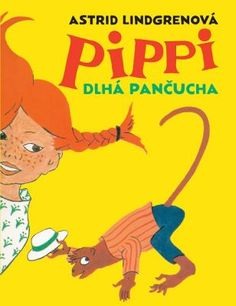 Pippi Dlhá pančucha | Pohádky | eReading Online Match, Free Advertising, Books, Ska, Astrid Lindgren, Libros, Book, Book Illustrations, Libri