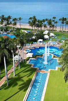 Pools for days.  Grand Wailea - A Waldorf Astoria Resort (Maui, Hawaii)