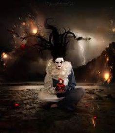 The fantasy of the clown - Bing images