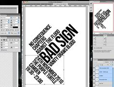 Photoshop Tutorial: Simple Band Flyer