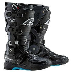 O'Neal #RDX Dirt Bike #Boots Black  Check them out at www.shopena.com