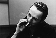 Joe Strummer photographed by Sho Kikuchi, Japan (1982)