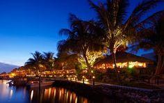 One of our favorites, Guanabanas Island Restaurant, Jupiter, FL