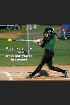 For fifteen years, coach Bill McElroy has been coaching softball in a Lowell Red Arrows uniform. Inspirational Softball Quotes, Funny Softball Quotes, Softball Pictures, Sport Quotes, Baseball Quotes, Softball Catcher Quotes, Cheer Pictures, Softball Pitching, Softball Players