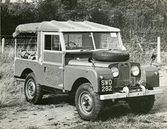 During the 1950s, Land Rover found a valuable role at Goodwood: fire cover was provided by a Land Rover Fire Engine - a specially adapted vehicle which showcased the Series model's versatility, watching over many legendary events.
