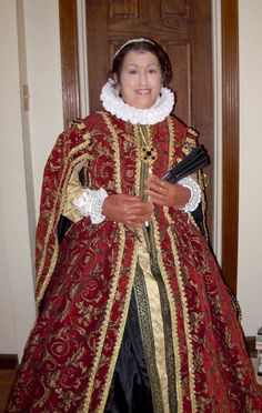 A Outfit in the Style of 1570s Bergamo