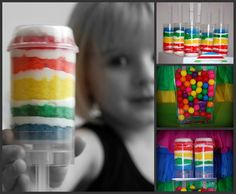 OH... yes...these will be the coolest bday cakes ever!!! and no messy cutting!!!  wooohoo    Push Up Containers by bketler on Etsy, $0.90