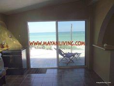 New Chuburna Beachfront Cutie   Real Estate in Yucatan - Mayan Living of Merida, Mexico