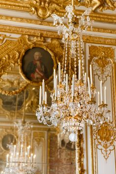 The Palace of Versailles Pt. 1