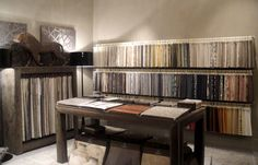 Lizzo Fabric Editor - Colour library at London