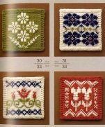 100 pattern Braided motif Flower, North Europe, British, Asahi Original 453: E-shop | giftjap.info
