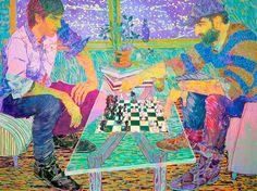 Hope Gangloff, Bodner/Caivano Chess Match, 2016