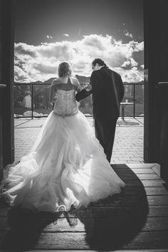 Rustic Mountain Romance at Kicking Horse Resort - Calgary Bride