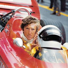 45 years on - Jochen Rindt (April 1942 - September F1 Lotus, Jochen Rindt, Mario Andretti, Gilles Villeneuve, Lancia Delta, Racing Events, F1 Drivers, Automotive Art, Car And Driver