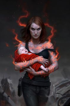 Vengeance of the Demon Diana Rowland: Kara Gillian