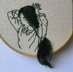Hand craft art by Sheena Liam #handcraft #handcraftideas #handcraftsforadults #creativeart #creativeideas #embroidery #embroiderypatterns #embroiderydesigns #embroideryideas #embroideryart #embroideryaesthetic