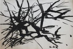 Bid now on Abstract by Elaine de Kooning. View a wide Variety of artworks by Elaine de Kooning, now available for sale on artnet Auctions. Willem De Kooning, Expressionist Artists, Abstract Expressionism, Abstract Art, Nocturne, Elaine De Kooning, Modern Art, Contemporary Art, Action Painting