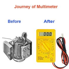Galvanometer to Multimeter Starts from Rs. 1350/-