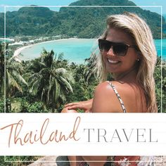 The Ultimate Thailand Travel Guide 2 Weeks In Thailand, Visit Thailand, Thailand Travel Guide, Popular Articles, Romantic Things, Turquoise Water, Best Budget, Sandy Beaches, Plan Your Trip