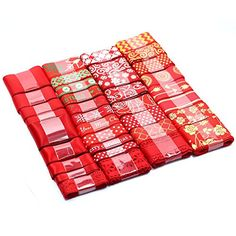 mdribbons Fashion Wrapping Ribbon-Red Color-36 Yards/Pack... https://www.amazon.com/dp/B01G83AJX0/ref=cm_sw_r_pi_dp_ooiHxbR0QV8CZ