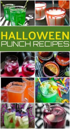 Great for your next party. Throwing a Halloween bash this year? Well, then a Halloween party is a perfect excuse for a great punch. Halloween Desserts, Halloween Party Drinks, Halloween Appetizers, Halloween Birthday, Halloween Party Decor, Halloween Treats, Halloween Punch For Kids, Halloween Punch Alcohol, Halloween Alcoholic Drinks