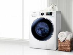 Lava e Seca 9Kg Samsung WD90J - 13 Programas de Lavagem Àgua Quente com as melhores condições você encontra no Magazine Vrshop. Confira!