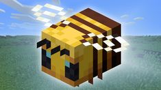 Minecraft Bees Are Adorable, Coming Soon – IGN - Minecraft, Pubg, Lol and Minecraft Anime, Creeper Minecraft, Skins Minecraft, Minecraft Blueprints, Minecraft Pixel Art, Minecraft Tattoo, Minecraft Drawings, Bee Painting, Easy Canvas Painting