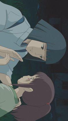 Trendy Ideas For Anime Art Wallpaper Studio Ghibli Movies Wallpaper, Cartoon Wallpaper, Wallpaper Desktop, Studio Ghibli Art, Studio Ghibli Movies, Animes Wallpapers, Cute Wallpapers, Anime Films, Anime Characters