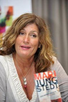 Mari Jungstedt en la Feria del libro de Gran Canaria 2013