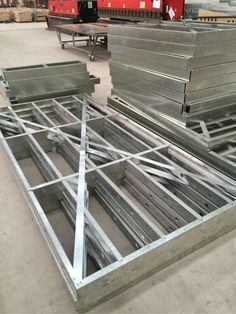 Steel Frame House, Steel House, Metal Stud Framing, Alaska Cabin, Wood Sink, House Cladding, Steel Frame Construction, Building Systems, Steel Buildings