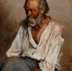 Picasso, El vell pescador_b_1