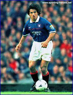 Gennaro Gattuso - Rangers FC - Scottish League appearances.