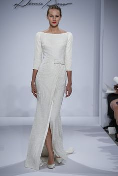 Dennis Basso for Kleinfeld Bridal Spring 2014 - Slideshow