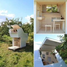 Tiny living space