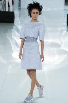 Défilé Chanel haute couture printemps-été 2014|21