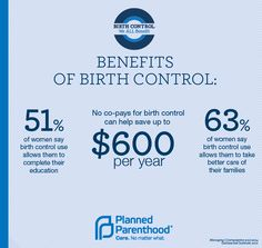 Throughout history, birth control has had a transformative impact on women's health, education, and economic opportunities, and the ACA's birth control benefit is a big step in the ongoing battle to move forward—not turn back the clock—on ensuring women's access to basic preventive health care.