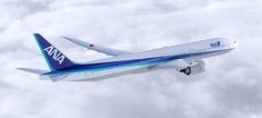 ANA 787-9 Artwork