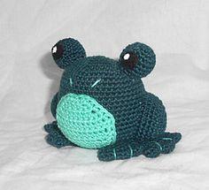 Ravelry: Kero the Frog pattern by Leyla Stormrage