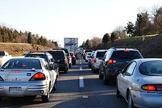 The Average Commuter Wasted $818 In Time & Money Sitting In Traffic In 2011