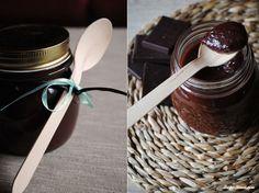 Mermelada de pera y chocolate