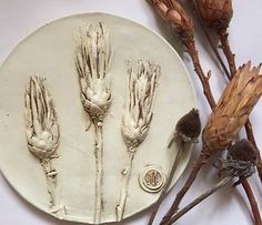 #интерьерныйдекор#мастеркласс#ботаническийбарельеф