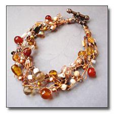 Beading jewelry