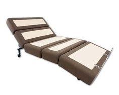 electric bed parts fiberglass adjustable bed frame, raisable bed